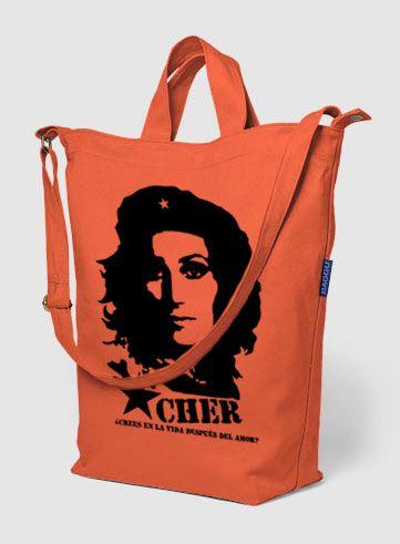 Cher Guevara Duck Bag