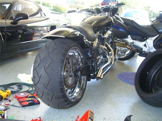 Tail Light Modification (ala' Night Rider) Picts - Road Star Warrior Forum : Yamaha Star Warrior Forums