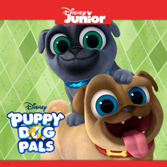 Puppy Dog Pals Vol 1 On Itunes Tarjetas The Globe