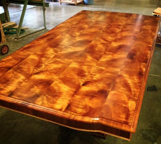 The Ultimate Koa Bench Made By Our Craftsmen | Gorgeous Koa Furniture |  Pinterest | Bench, Craftsman And Woods
