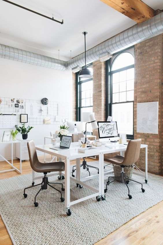 7 Dreamy Interior Styles For Your Home Office Office Space Decor