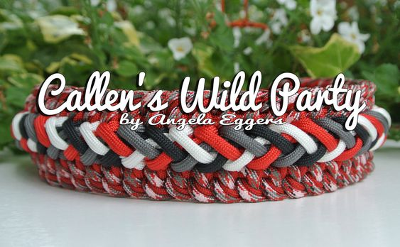 Callen's Wild Party | Swiss Paracord