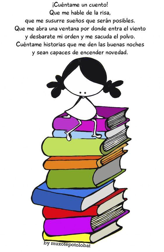 cuéntame un cuento ♡ Teresa Restegui http://www.pinterest.com/teretegui/ ♡
