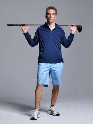 Mens Sports Clothing - Golf, Tennis, and Hiking Clothes for Men - Esquire