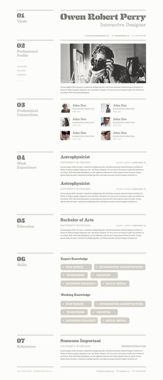 new resume design Resumé, Design et Cv - resume still in college