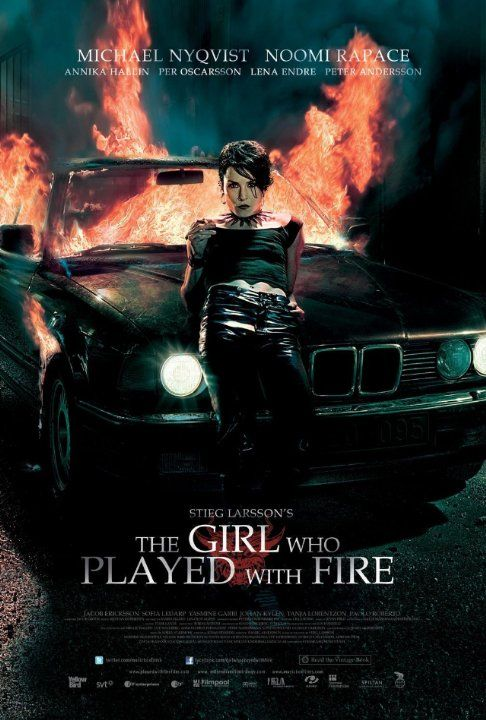 Tyttö joka leikki tulella (2009)
