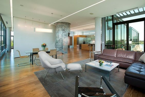 Uptown Penthouse by ALTUS Architecture + Design Home inspirations