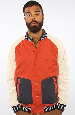 The 5th Floor Varsity Jacket by 10 Deep