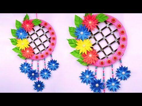 Paper Craft New Ideas Flower Wall Decor Paper Flower Wall