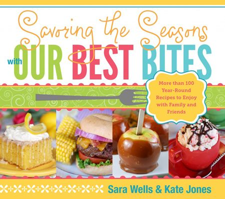 The brand new Our Best Bites Cook Book! Love this too!  Did I mention my birthday is coming up :)