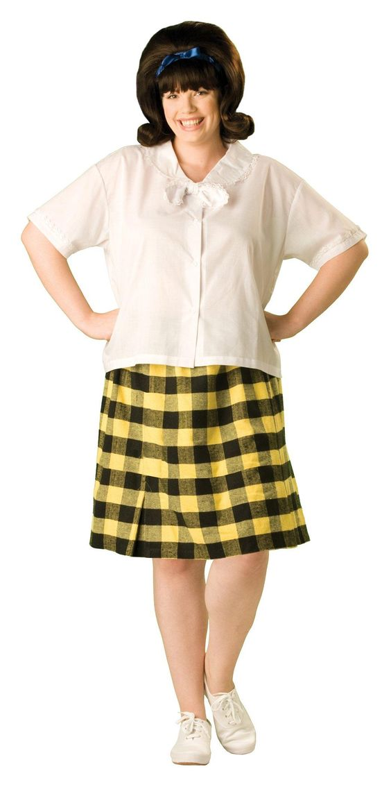 Hairspray Tracy Turnblad Adult Costume | Adult costumes, Ps and Costumes