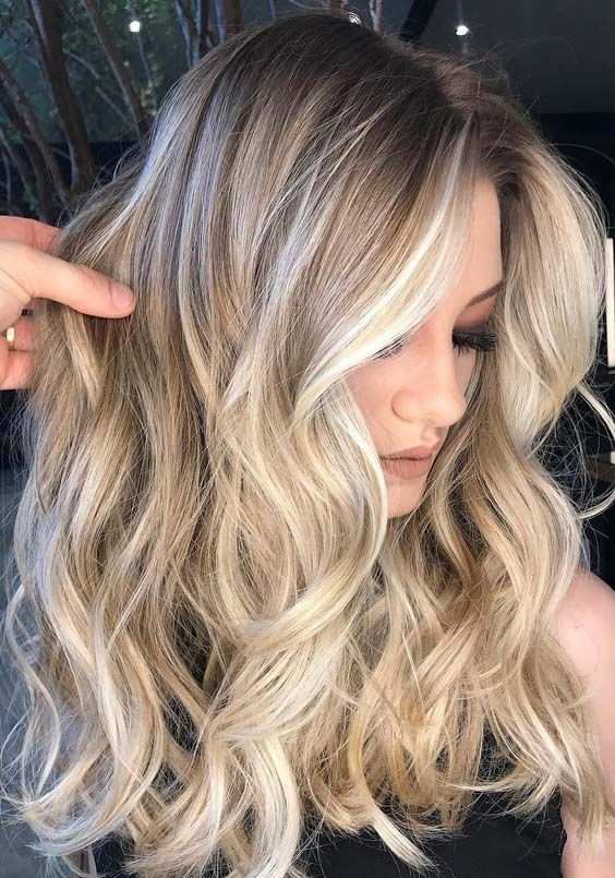 43 Amazing Shadow Root Balayage Ombre Highlights For 2018 Sac