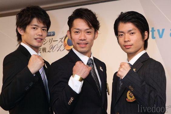 2013 GPS-News小塚崇彦さん高橋大輔さん町田樹さん