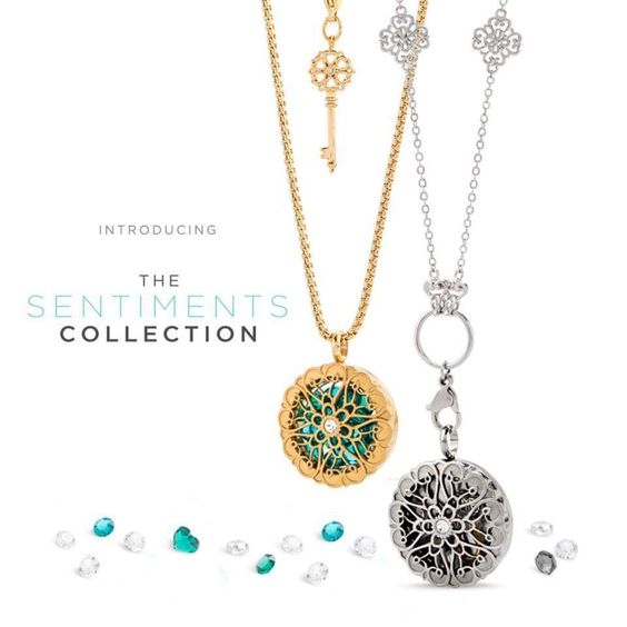 Sentiments Collection from Origami Owl. New for Fall 2016, incorporate your favorite Essential Oils blend with Origami Owl jewelry! Click to contact me for details!