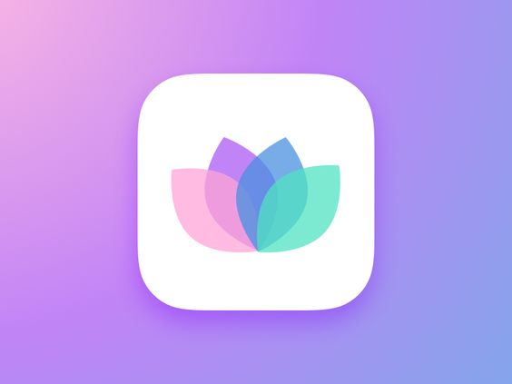 Here is an idea for a photo filters app. Decided to play with the water lily blossom. I like to leave it minimal and clean. Any thoughts?  Be kind and share some L - Love.
