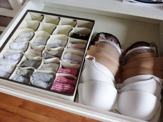 Drawers for Underwear
