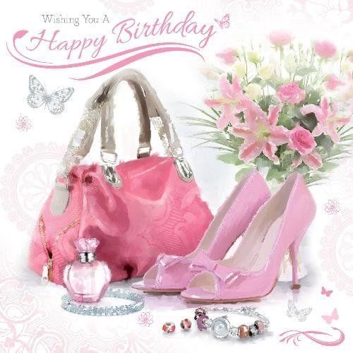 Pin Van Andrea Neely Op Shoe Cards Verjaardagskaarten