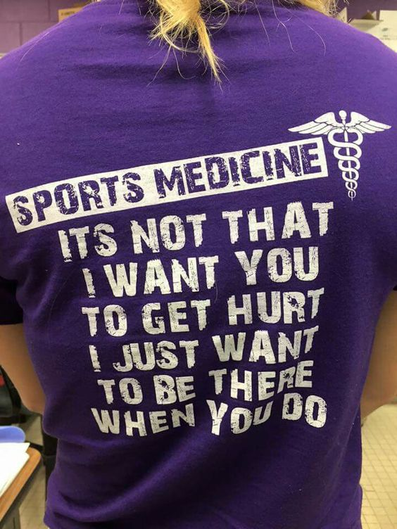 Sports Medicine | Athletic Trainer | Pinterest | Training ...