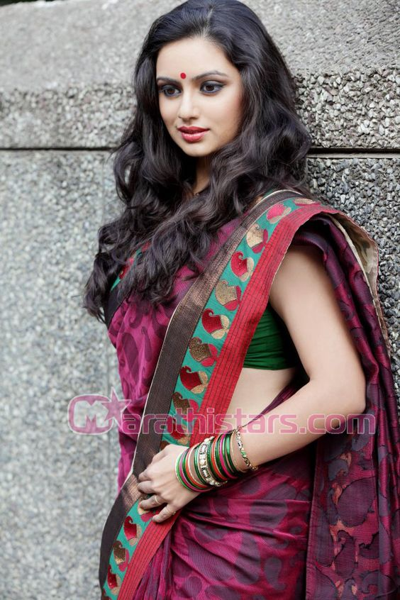Shruti Marathe Is Marathi Actress From Pune Appearing In