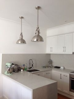 Brushed Nickel Parisians And Kitchen Islands On Pinterest