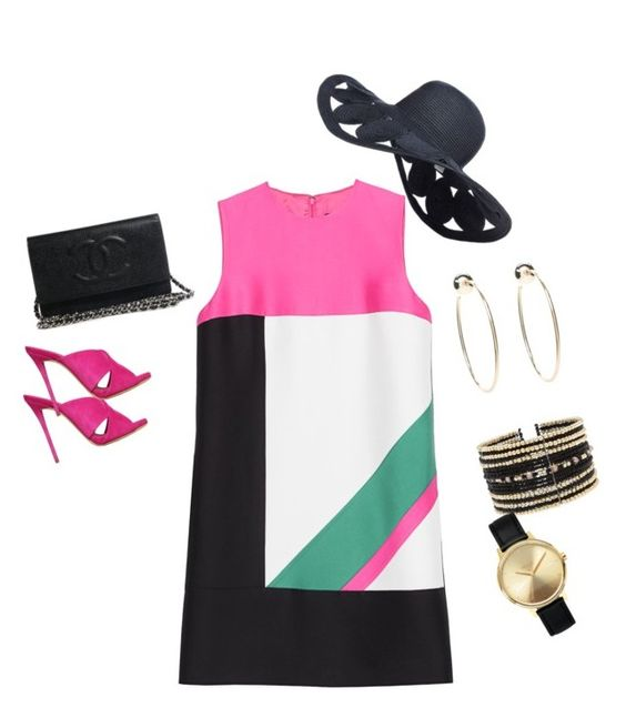 """Untitled #12"" by missisbee on Polyvore featuring Giuseppe Zanotti, Dsquared2, Eloquii, Bebe and Nixon"