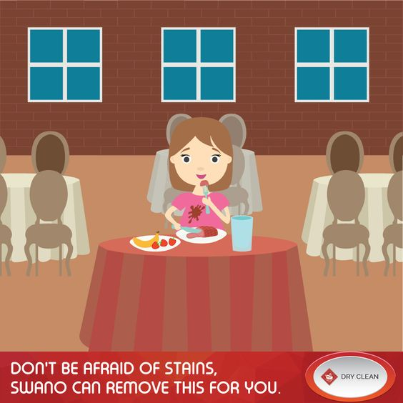 Eat as much as you want. Don't stop to save your clothes from food stain when you know Swano is all ready to dry clean.  #Foodie #EatingHabits #StickyStains #DryClean