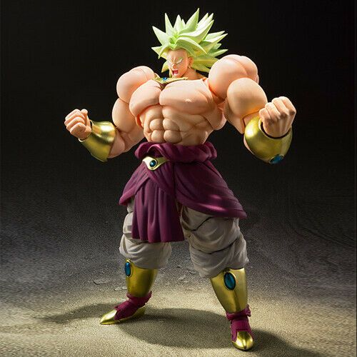 Ebay Sponsored Dragon Ball Z Broly Ssj Event Exclusive Couleur