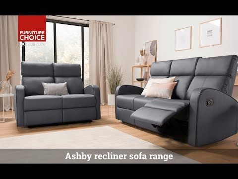 Ashby Slate Grey Plush Fabric Recliner Armchair Only 299 99 10000 Trustpilot Reviews Expert Advice 0 Finance Free Deliv