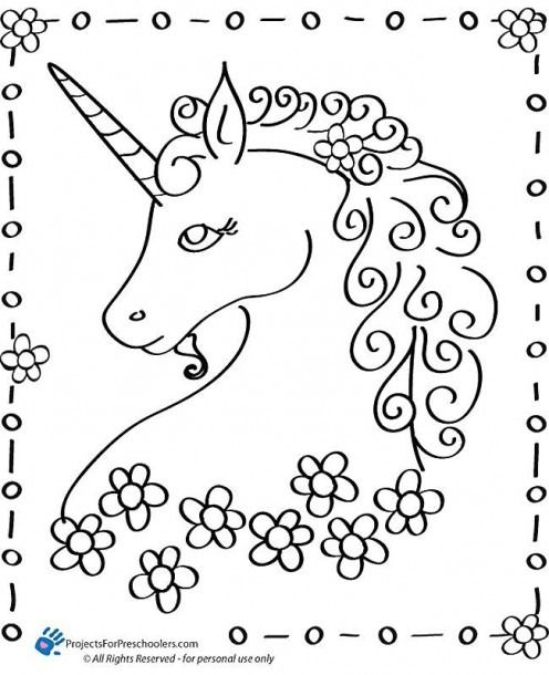 Unicorn Coloring Pages For 8 Year Olds 650 800 Unicorn Pictures To Color Unicorn Printables Unicorn Pictures