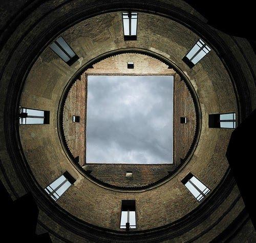 zoopat: La casa de Andrea Mantegna bajo el cielo de Mantua