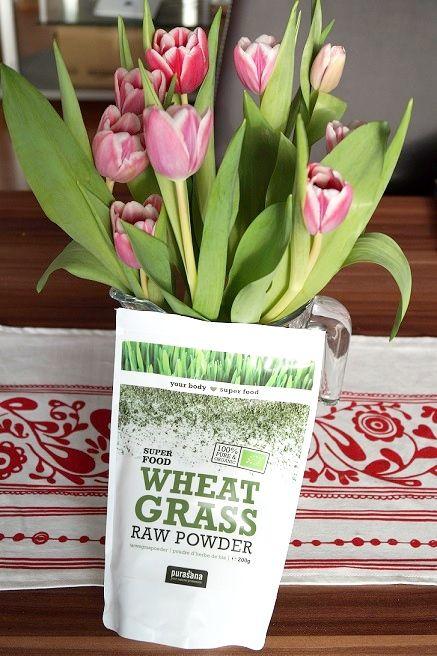 Leckere Rezepte rund um das Superfood Weizengras | www.veggiegeschichten.de