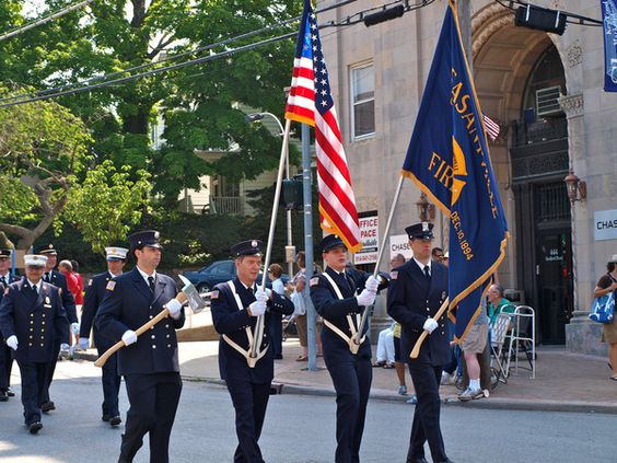 memorial day parades boston ma