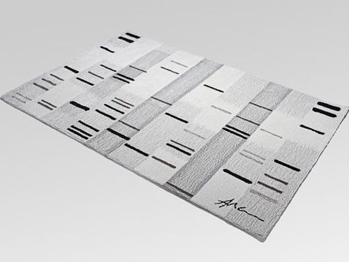 #Wool area #rug displays your #DNA. #gadgets #furniture #textiles