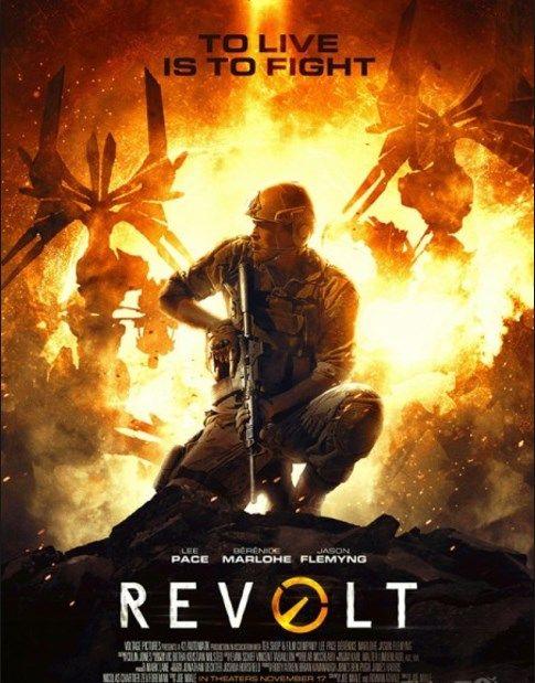 Cuộc Trỗi Dậy - Revolt (2017)