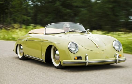 green porsche cars pinterest style classic and nice cars. Black Bedroom Furniture Sets. Home Design Ideas