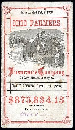 We Have Been Around For A Long Time Ohio Farmers Insurance Co