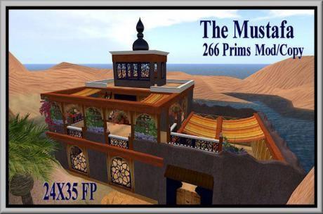 The Mustafa   Coeur Virtual Worlds