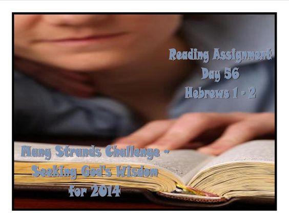 Seeking God's Wisdom - Day 56