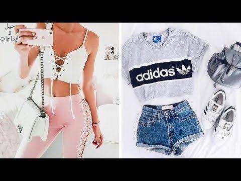 إعادة تدوير الملابس طريقة سهلة لتحويل الملابس القديمة لعصرية رائعة Youtube Women Fashion Women S Top