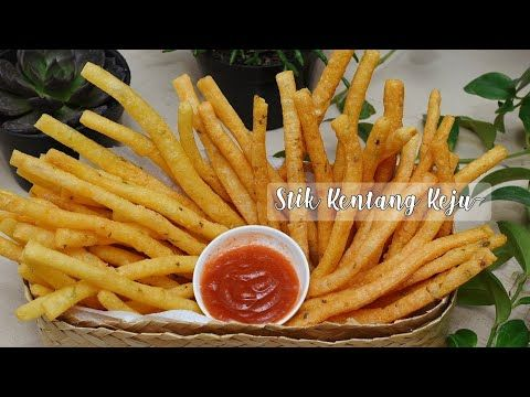 Potato Cheese Stick Stik Kentang Keju Youtube Kentang Resep Makanan Ringan Gurih