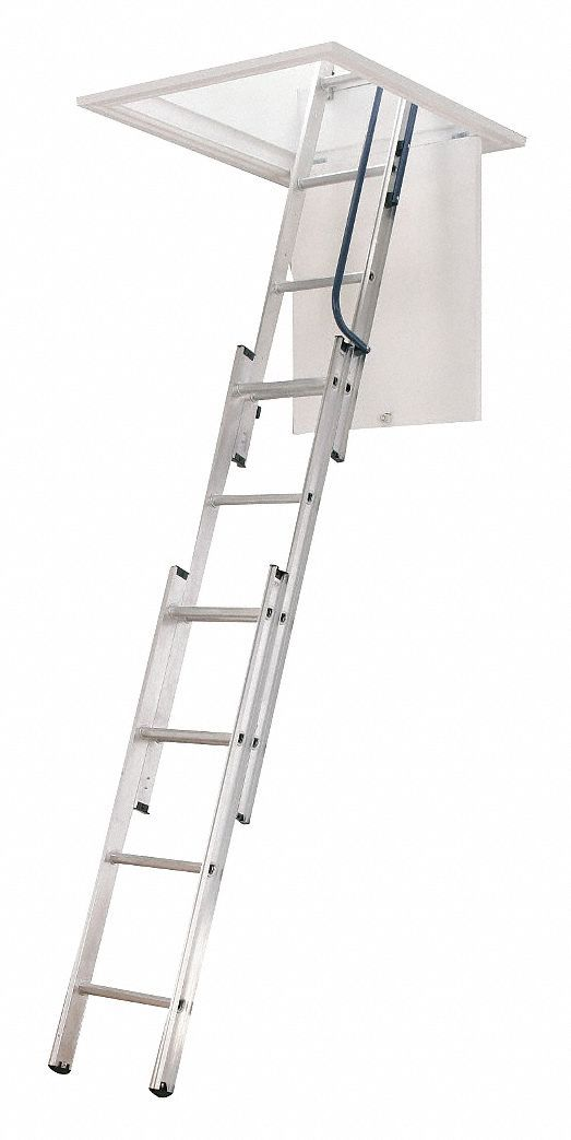 Pin By Jeff Oliver On Building Stuff Attic Ladder Ceiling Height Ladder