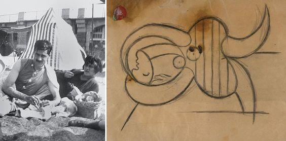 Coco Chanel y su relación con el mundo del arte. #designers #fashion