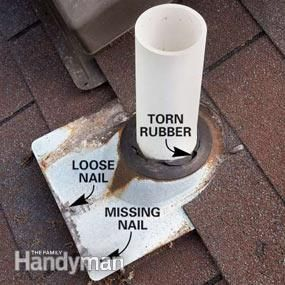 12 Roof Repair Tips Find And Fix A Leaking Roof Home Repair