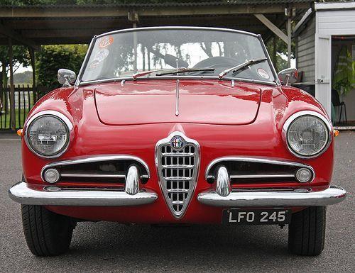 Alfa Romeo Giulietta Spider Alfa Romeo Giulietta Spider Alfa Romeo Giulietta Alfa Romeo