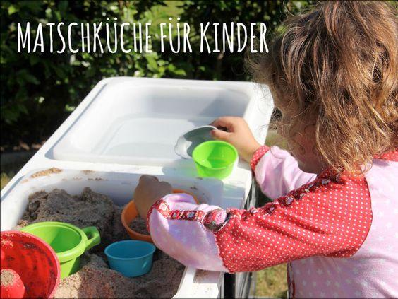 Matschküche für Kinder - www.limmaland.com