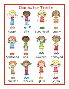 Character Traits - Lessons - Tes Teach