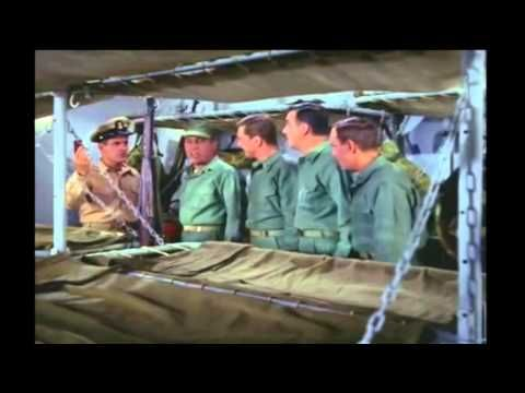 Gomer Pyle USMC: Cat Overboard - YouTube