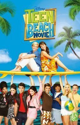 Pin En Teen Beach Guion