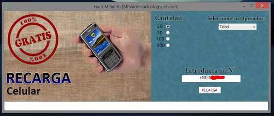 Hack MiSaldo: Hack Saldo Gratis [Cualquier Compañía] + Descarga