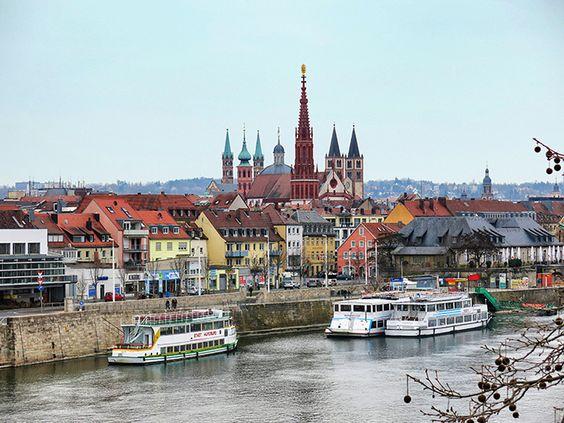 Wochenende in Würzburg